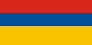Arménská vlajka