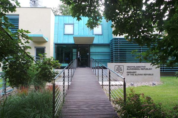 Slovenská ambasáda