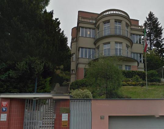 Íránské velvyslanectví
