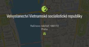 Vietnamská ambasáda