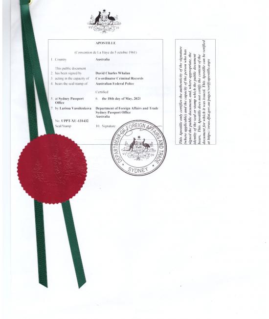 Apostila - Austrálie