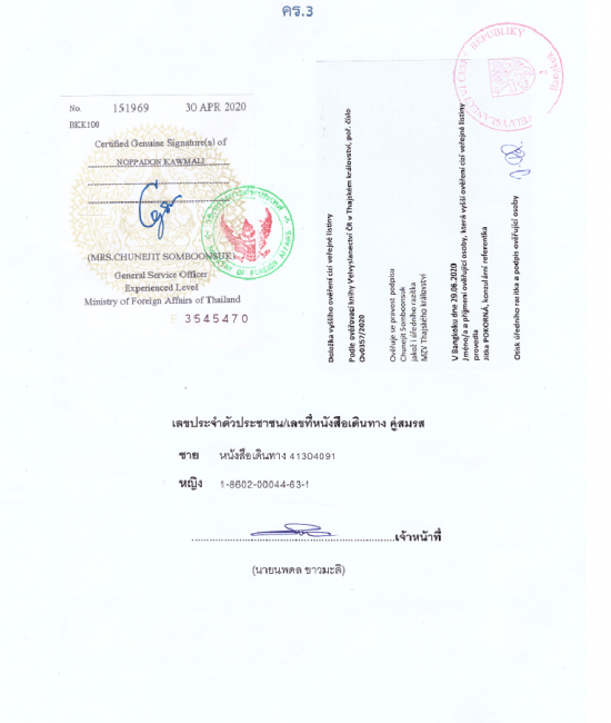 Apostila - Thajsko