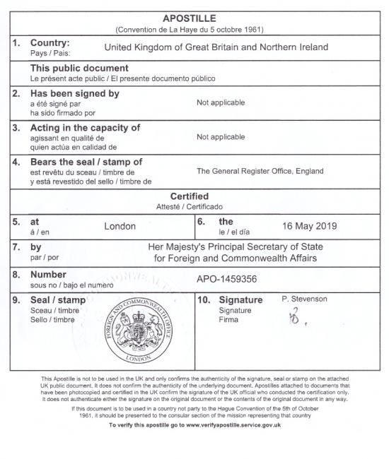 Apostila - Velká Británie