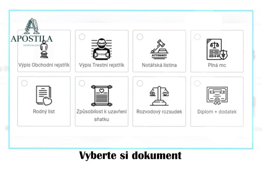 Vyberte si dokument